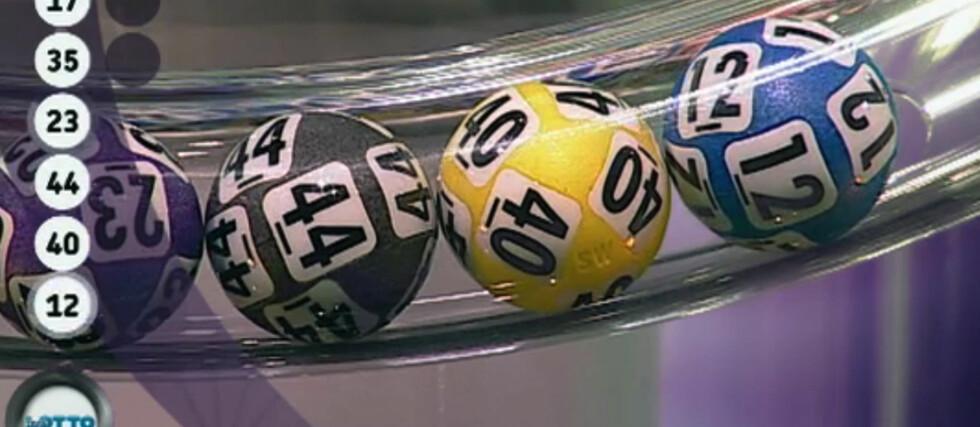 Forrige uke ble lykketallet trukket ut i Viking Lotto, men ingen hadde seks rette. Dermed har potten kunnet vokse til cirka 200 millioner kroner i dag. Foto: Norsk Tipping