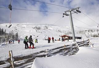 Her står du billigst på ski