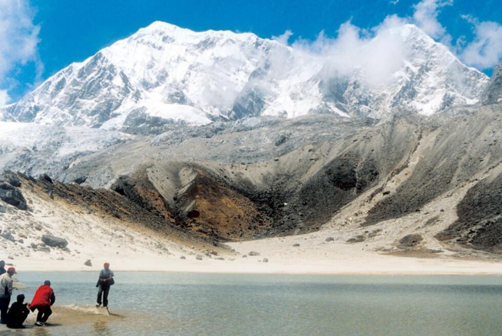 Himalaya, slik det kan se ut når du kommer hit. Foto: Nepal Tourism Board