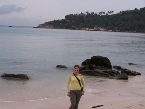 Heidi Bengtson er kokk, og har oppdaget det kulinariske Thailand. Foto: Michael Sindhu