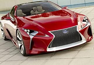 Lexus LF-LC offisiell