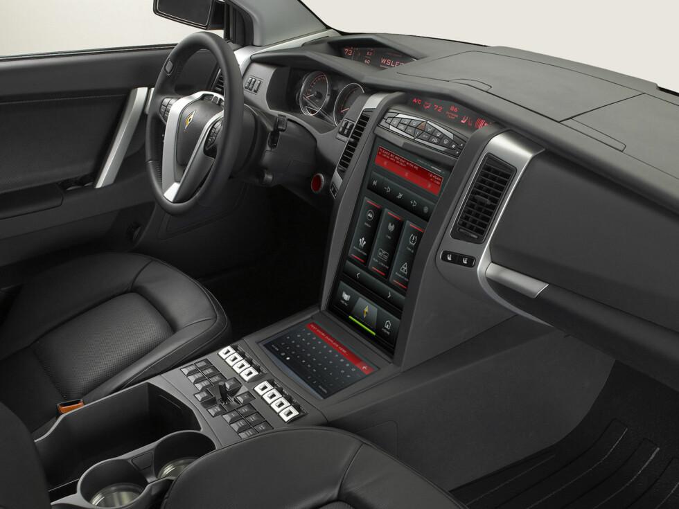 Foto: Carbon Motors