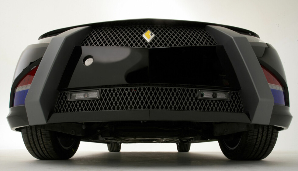 -- Foto: Carbon Motors