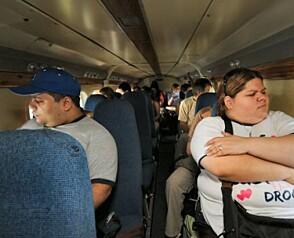 Lanserer dating-tjeneste på flyet
