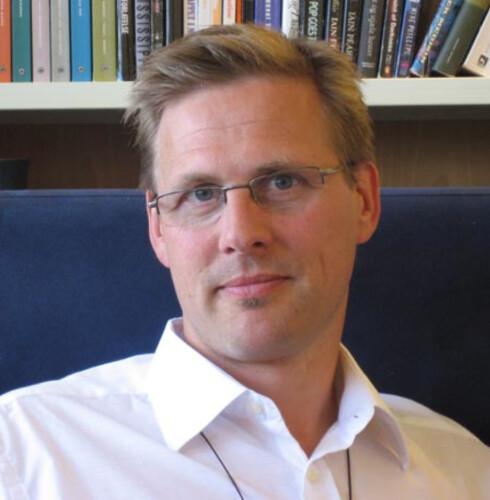 Thor Erik Grammeltvedt, NVE. Foto: NVE
