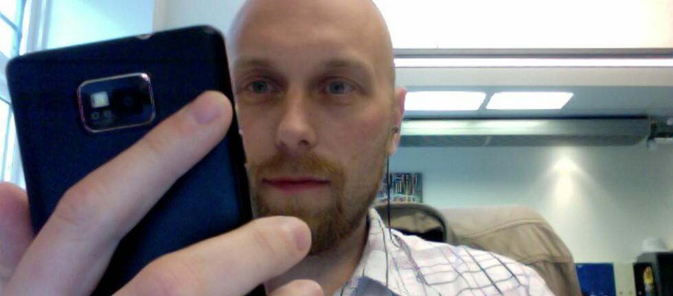 SMS-bank er mer populært enn noen gang. Men tjenesten er langt fra gratis. Foto: Pål Joakim Olsen