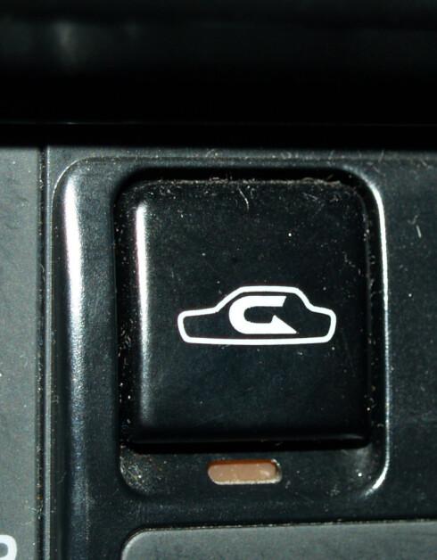Husk å skru av denne når bilen er blitt varm.