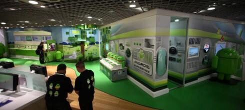 Androidland åpnet i Australia