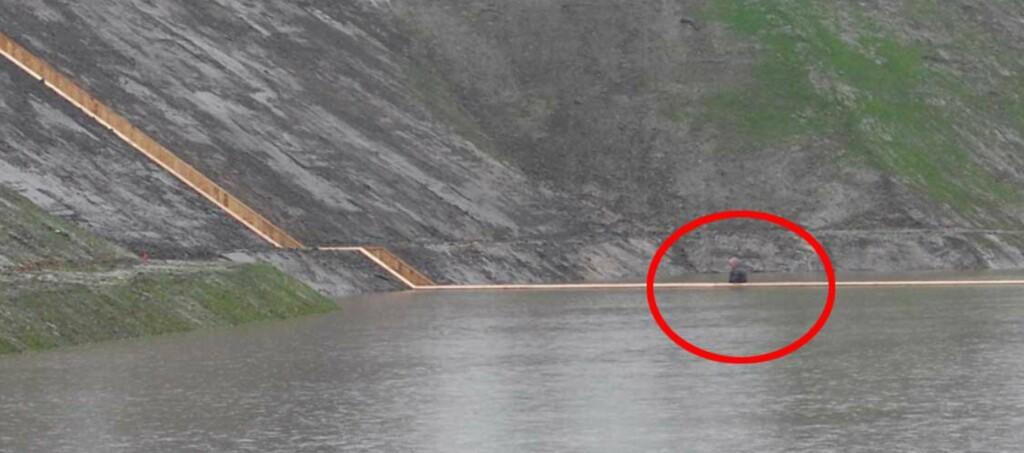 <strong>DET ER EN BRO:</strong> I et land som delvis ligger under havflaten, er kanskje ikke ideen om en nedsenket bro så fjern? Foto: RO&AD architecten