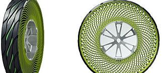 image: Bridgestone mener også at de har funnet opp hjulet på nytt
