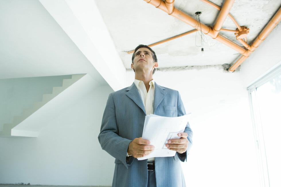 Flere budgivere, men færre bud per solgte bolig i november.  Foto: Colourbox.com