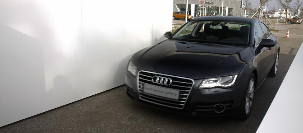 Audi Parking Pilot ordner opp