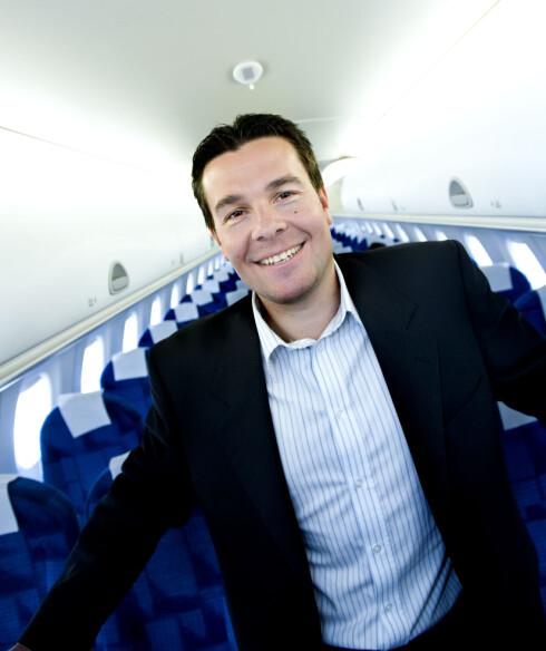 Finnairs Norges-sjef Kenneth Gillberg konstaterer at Asia er populært blant nordmenn. Foto: Finnair