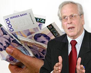 image: – Kan takke finanskrisen