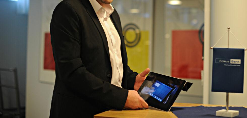 image: Fokus lanserer brettbank
