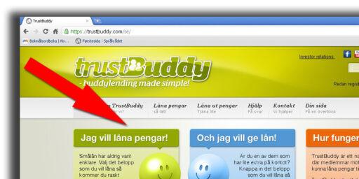 image: Trustbuddy - til å stole på?