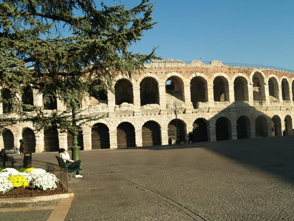 Ønsker du å oppleve Italia på rimelig vis, er denne typen gratisreiser et helt greit alternativ. Foto: Berit B. Njarga