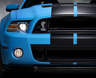 image: Ford Shelby GT500 over 320 km/t