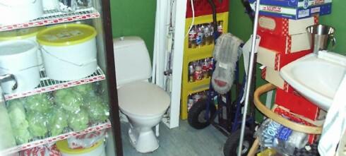 Grisete toaletter skremmer gjestene