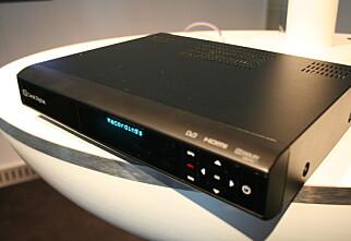 Canal Digital parabol: HD-PVR fra ADB lansert