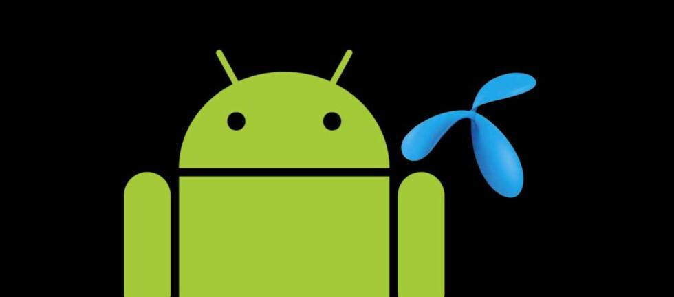 TELENOR+GOOGLE: Telenor skal velge ut relevante apper i Android Market, og tilby for betaling over mobilregningen.