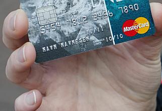 Nye DNB skal bytte ut millioner av bankkort