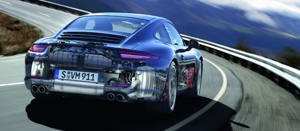 Porsche 911 for teknofreaker