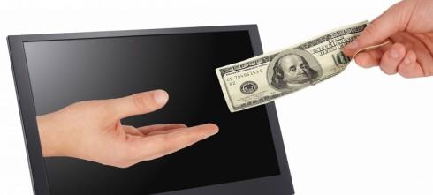 Dollar og pund blir dyrere