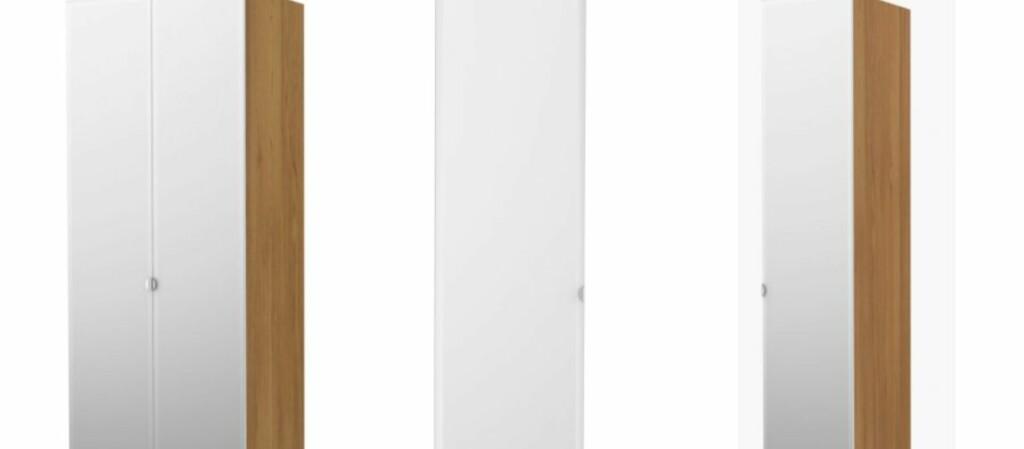 <b>IKEA GARDEROBE:</b> Det er speildører av typen Pax Aurland som tilbakekalles fra Ikea. Foto: Ikea
