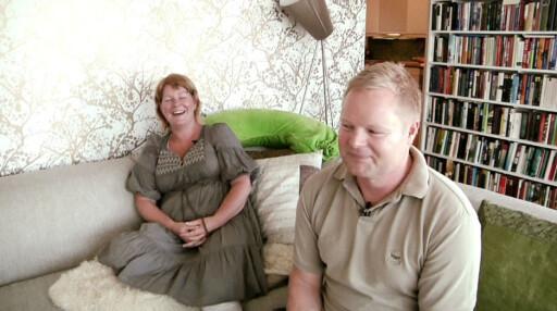 Nordby har innsett at slaget om sofakroken er tapt. Foto: Ikea