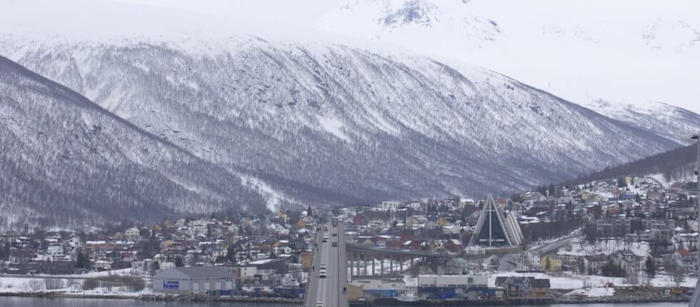 """Tromsø blir rangert som """"Beste cruisedestinasjon"""" i 2012 av Frommers. Foto: Colourbox.com"""
