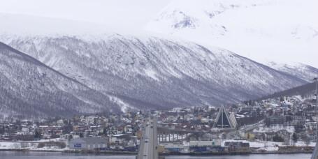 Cruiseturister: – Tromsø er best