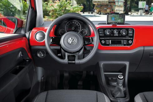 PRØVEKJØRT: Volkswagen up!