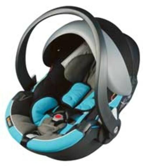 BeSafe iZi Go får toppresultater i den siste testen av bilstoler/ barneseter. Foto: BeSafe