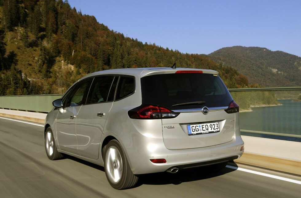 Zafira er blitt større, bedre og mer moderne. Er det nok til å gjøre bilen til et førstevalg?