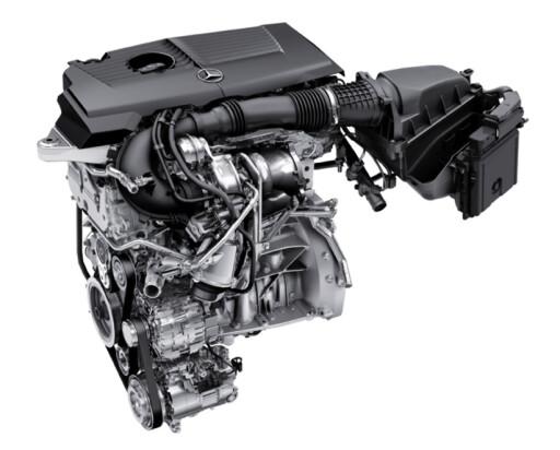 B-Klasse har fått fire helt nye og effektive motorer. Dette er downsizing i praksis.