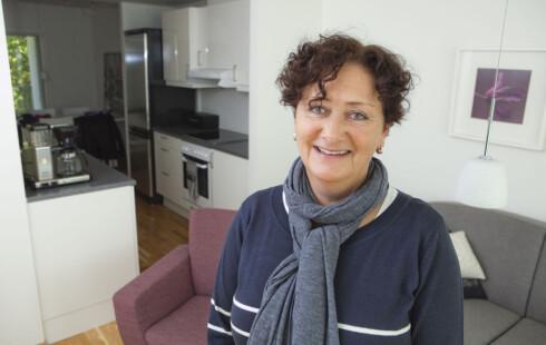 - En rekke av disse løsningene er utviklet med tanke på eldre beboere, men unge førstegangskjøpere har også behov for trygge hjem, sier Eirin Rørmark, HMS-rådgiver i Usbl. Foto: Per Ervland