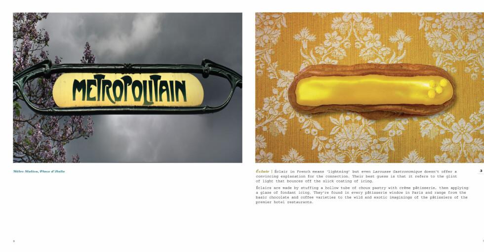 Var det kaken Éclair som Metropolitan-skiltet ble inspirert av? Foto: The Little Bookroom/Susan Hochbaum