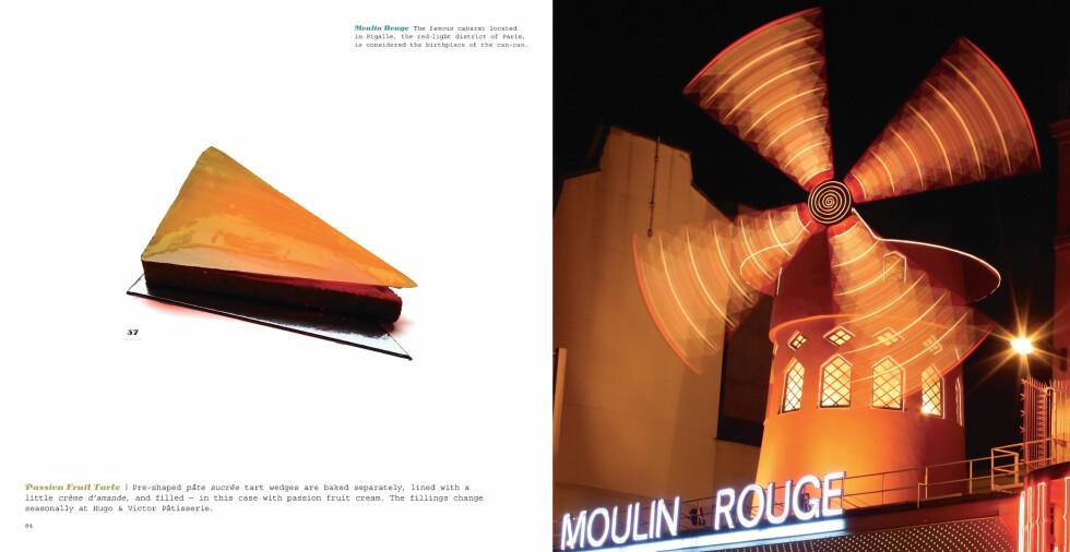 Passion Fruit Tarte = Moulin Rouge. Foto: The Little Bookroom/Susan Hochbaum