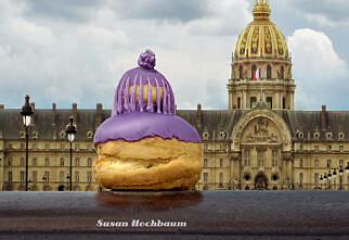 I Paris ligner alt på kake?