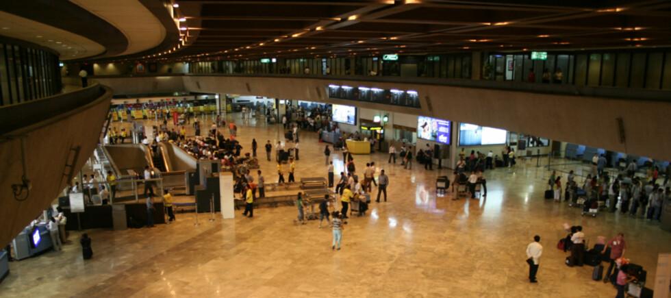 HER VIL DU IKKE SOVE: Ninoy Aquino International Airport, Terminal 1. Foto: Wikimedia