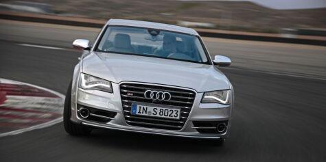 image: Prøvekjørt: Audi S8