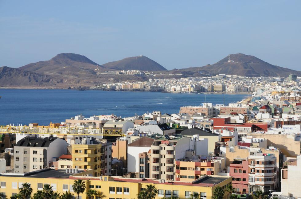 NORDMENNS FAVORITT-ØY: En rekke nordmenn velger å reise til Gran Canaria om vinteren. Foto: Colourbox.com