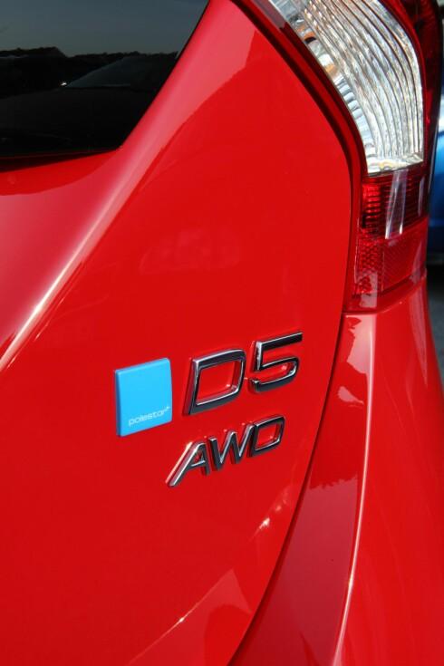 Volvo trimmer med Polestar