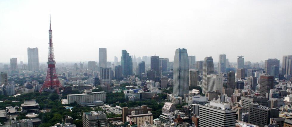 GRATIS JAPAN-FERIE: Det japanske turistkontoret skal gi bort 10.000 gratis flyreiser til turister, i løpet av neste år. Foto: Colourbox.com