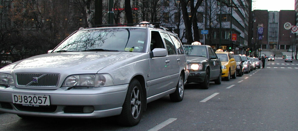 DROSJE-TEST: Oslo-sjåførene er mangelfulle, er noe av konklusjonen i en stor test av drosjetilbudet i 22 europeiske storbyer.