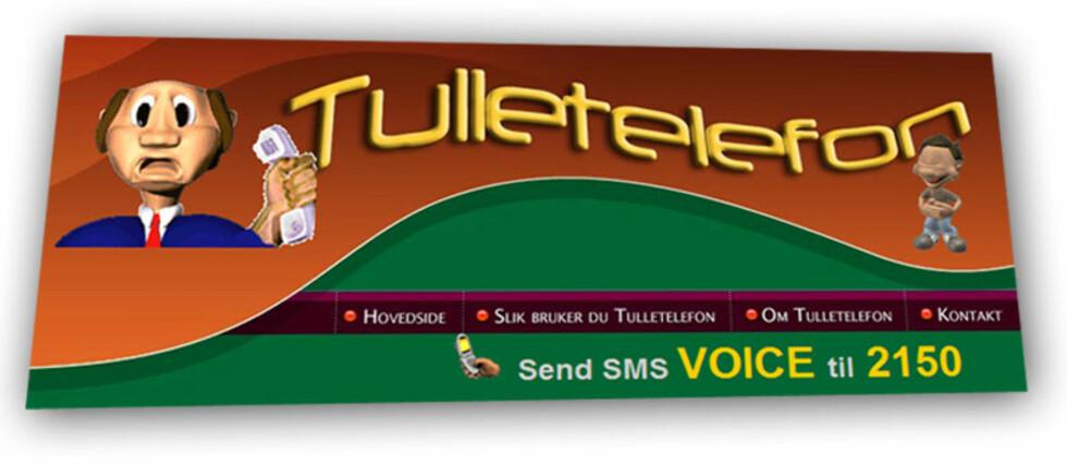 TULL: Tjenesten Tulletelefon og selskapet bak, M-Quest, bryter markedsføringsloven ifølge Forbrukerombudet. Nå får de nesten én million kroner i mulkt. Foto: Ole Petter Baugerød Stokke