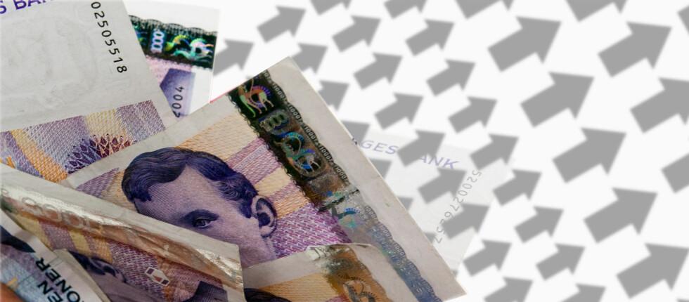 Det er pengemarkedsrentene - og ikke styringsrenten direkte - som avgjør hva du må betale for lånet ditt. Nye krav fra mynidghetene har også gjort det dyrere å drive bank, ifølge Nordea. Foto: Per Ervland/Kim Jansson