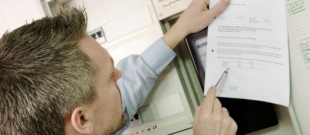 Ny teknologi skal muliggjøre automatiske strømmålere over hele landet.  Foto: Colourbox.com