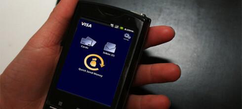 Visa Mobil person til person-betaling